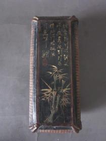 清代漆器盒子