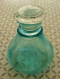 老调料瓶子