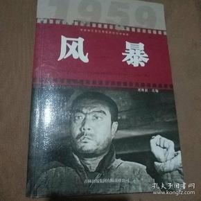 |红色经典电影阅读:风暴/刘帅山改编正版新书未翻阅挂号印刷品