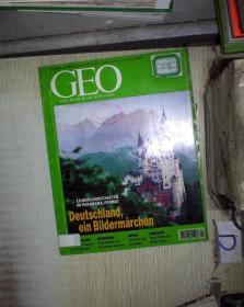 GEO MAGAZIN  1998 9 (外文杂志)(01)