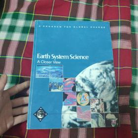 Earth  System  Science看图