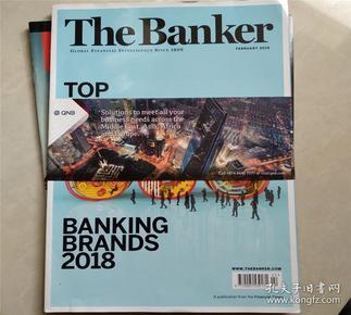 the banker february 2018/英文原版《银行家》杂志