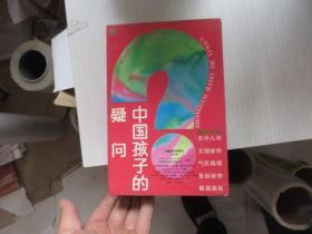 中国孩子的疑问 全4册 带函套