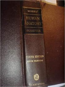 Morris Human Anatomy: A Complete Systematic Treatise - Tenth Edition