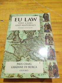 EU Law:Text, Cases and Materials
