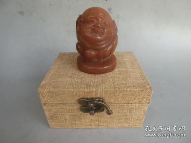 佛像寿山石印章