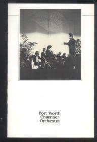 沃斯堡室内乐团 节目单