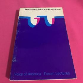 American Polities and Government