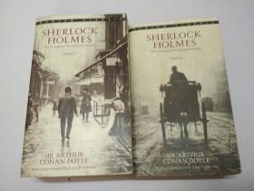 Sherlock Holmes:The Complete Novels and Stories, Volume (1-2,2本合售)