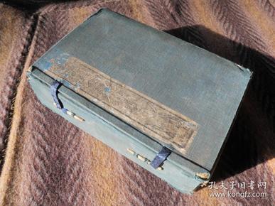 石印本   线装本   增评加注全图红楼梦     卷三 、五、八、卷十至十四     共八卷,8册。