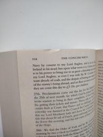 The Concise Pepys Diary (Wordsworth Classics of World Literature)