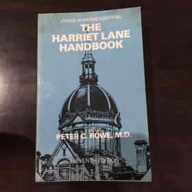 T Johns Hopkins Hospital he Harriet Lane Handbook