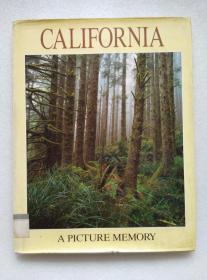 CALIFORNIA A PICTURE MEMORY 加利福利亚