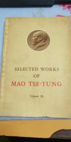 SELECTED WORKS OF MAO TSE-TUNG VOLUME III