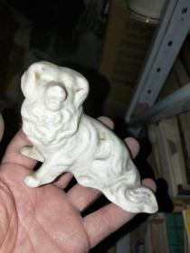 陶瓷摆件 狗
