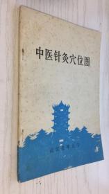 中医针灸穴位图 武汉老年大学