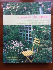 A year in the garden 花园一年管理
