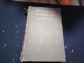 1922年大32开精装厚本  --- 城市道路工程 极多极多建筑-风景图片
