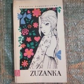 zuzanka   (外文原版 波兰语)