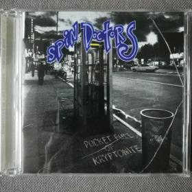 Pocket Full of Kryptonite-艺人:Spin Doctors-美国传统摇滚-欧美CD