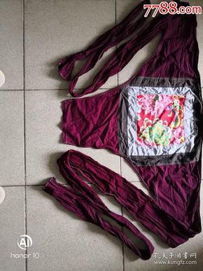 布品:婴孩背包