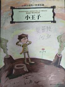 【正版图书】小王子9787534238154