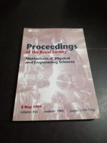 Proceedings of the Society