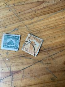 3144:南京长江大桥顺利建成 邮票,民国邮票 ,52年印花税票共3张