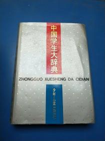 中国学生大辞典