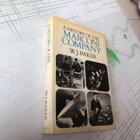 A HISTRY OF THE MARCONI COMPANY 马可尼公司的机密文件