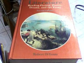 Literature  Reading  Fiction  Poetry   Drama  and  the  Essay