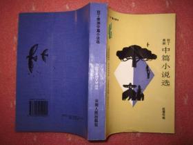 《拉丁美洲中篇小说选》(拉丁美洲文学丛书) 1996年一版一印 、库存全新