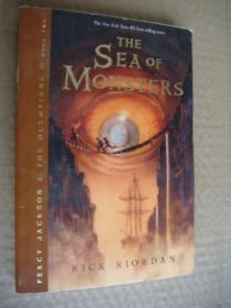 THE SEA OF MONSTERS:Sea of Monsters, The 波西·杰克逊第二部:魔兽之海 ISBN9781423103349