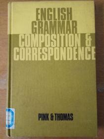 English grammar composition and correspondence(英语语法构成)