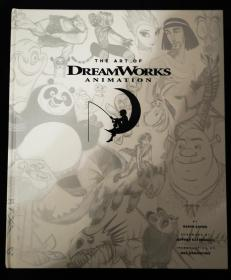 Art of DreamWorks Animation 梦工厂的动画艺术