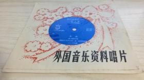 小薄膜---外国音乐资料唱片 钢琴名曲选(三)(爱之梦 月光)