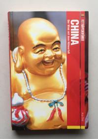 Fettnäpfchenführer China(德文原版,小32开软精装,书内介绍了39条中国成语)