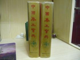中国养生宝典(上下)【大32开,硬精装,厚册共2140页】