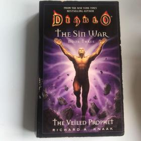 The Veiled Prophet (Diablo):The Sin War, Book 3)