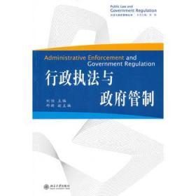 行政执法与政府管制