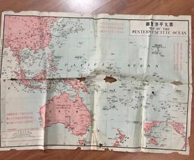 1942年抗战地图