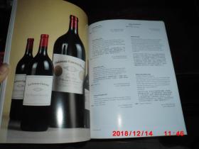SOTHEBYS 苏富比 2013  珍稀佳酿  ----特别呈献VEGA SICILIA酒窖之直递精选