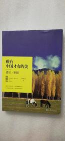 正版新书/  唯有中国才有的美: 遇见 新疆  (彩图)一版一印