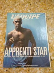 LEQUIPE magazine            2001年(总992期)