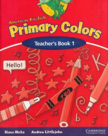 American English Primary Colors 1 Teachers Book