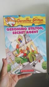 Geronimo Stilton,Secret Agent