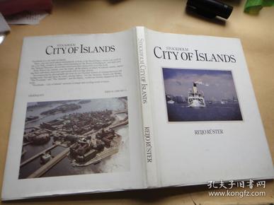 Stockholm: City of Islands (German) Hardcover – 1983〔外文原版〕