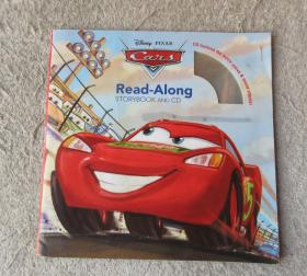 Cars Read-Along Storybook and CD