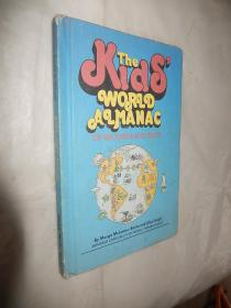 The kids world almanac of records and facts 英文原版精装