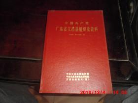 中国共产党广东省文昌县组织史资料 (1926.2---1988.4)